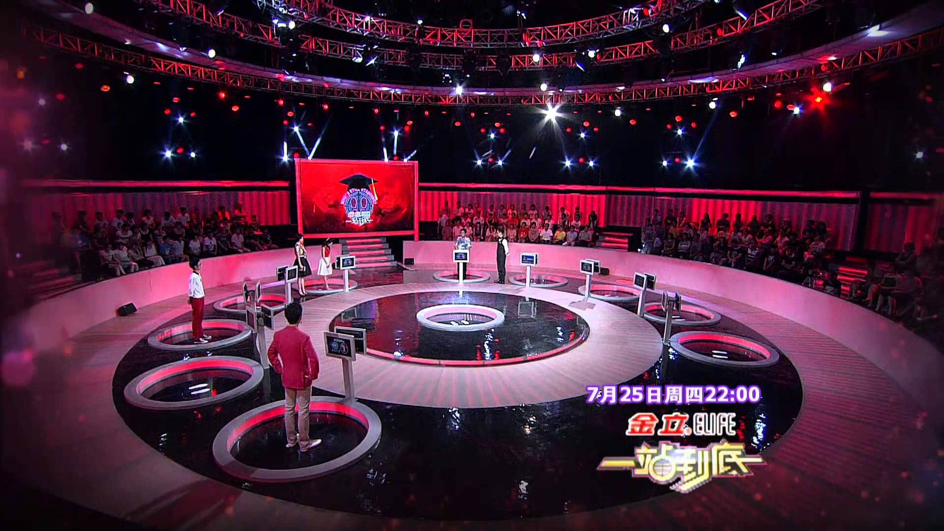 Chinese Game Show 一站到底 Whos Still Standing