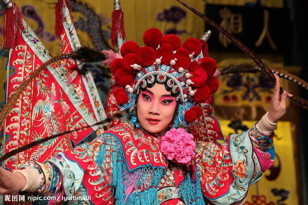 Huadan 花旦 (huā dàn)